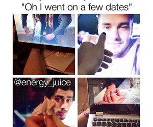 date, ben winston, and one direction image