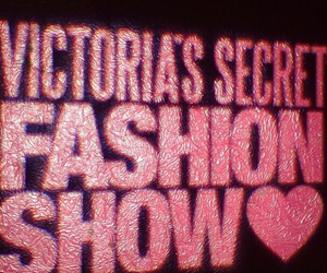 Victoria's Secret, pink, and show image
