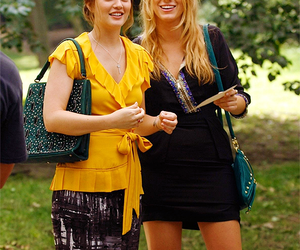 gossip girl, blake lively, and blair waldorf image
