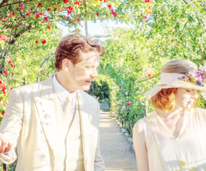 Colin Firth, emma stone, and cool image