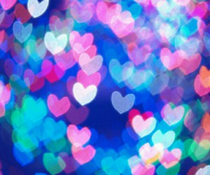 background, cute, and heart image
