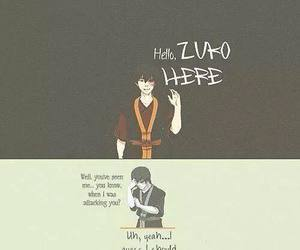 zuko and avatar image