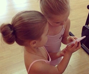 cute, ballet, and dance image
