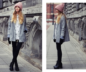 blog, outfit, and shoes image