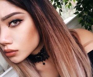 beautiful, choker, and cool image