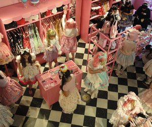 angelic pretty, bag, and girl image
