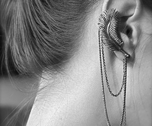 awesome, earring, and cool image