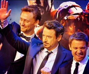 Avengers, boys, and heroes image