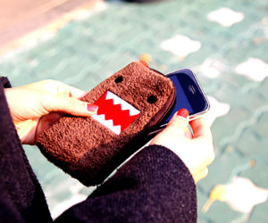 domo and iphone image