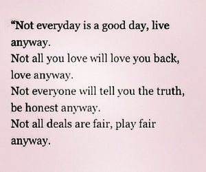 quote, love, and truth image