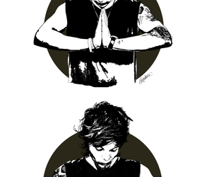 louis, styles, and love image