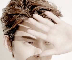 korean actor and kim woo bin image