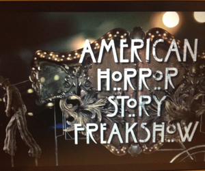 epic, freakshow, and scary image