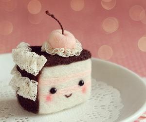 cute, cake, and sweet image