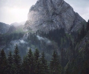 nature, mountains, and indie image