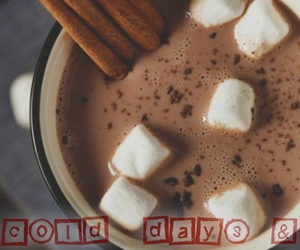 chocolate, coco, and cold image