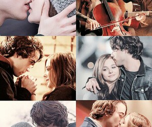 adam, if i stay, and mia image