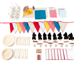 birthday party and circus image