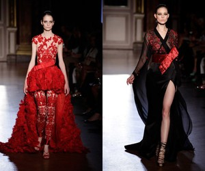 catwalk, chic, and clothes image