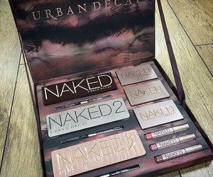 fashion, make up, and urban decay image