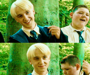 blond and harry potter image