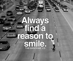 smile, cars, and life image
