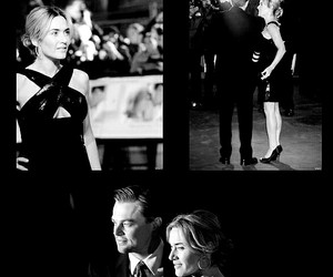kate winslet, leonardo dicaprio, and perfect couple image