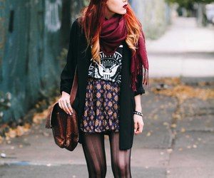 fashion, outfit, and le happy image
