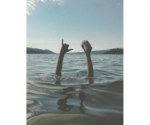 holidays, sea, and summer image