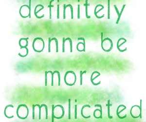 complicated, quote, and text image
