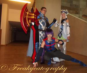 cosplay, germany, and freakkater image