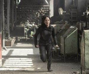mockingjay, Jennifer Lawrence, and katniss everdeen image