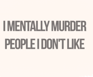 murder, text, and people image