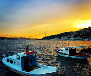 city, colours, and istanbul image