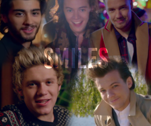 one direction, smile, and niall horan image