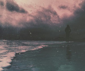 cold, pastel, and grunge image