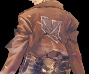 anime, attack on titan, and jean image