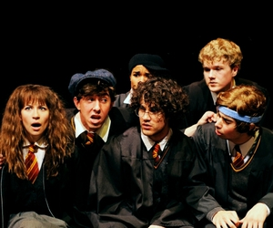 darren criss, avpm, and harry potter image