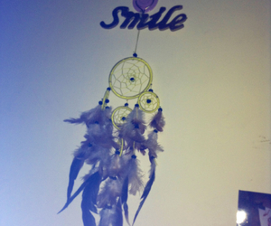 dream catcher and smile image