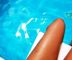 pool and tan image
