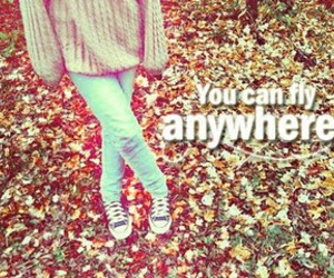 converse, otoño, and fly image