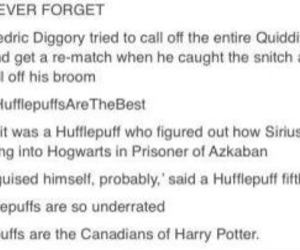cedric diggory, harry potter, and hogwarts image