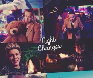 night changes, one direction, and zayn malik image