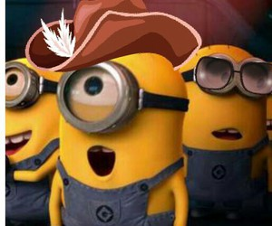 minions, yellow, and funkt image