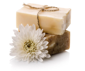 body, organic, and soap image