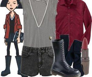 Daria, style, and jane lane image
