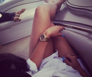 girl, luxury, and summer image