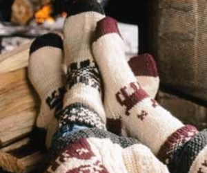 winter, christmas, and socks image