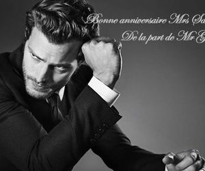 mr grey, 50 nuance, and anniversaire. moi image