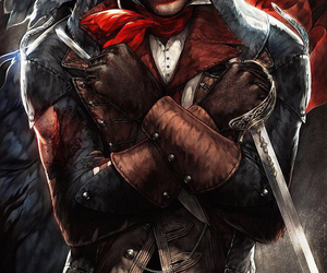 assassin's creed, arno dorian, and arno image